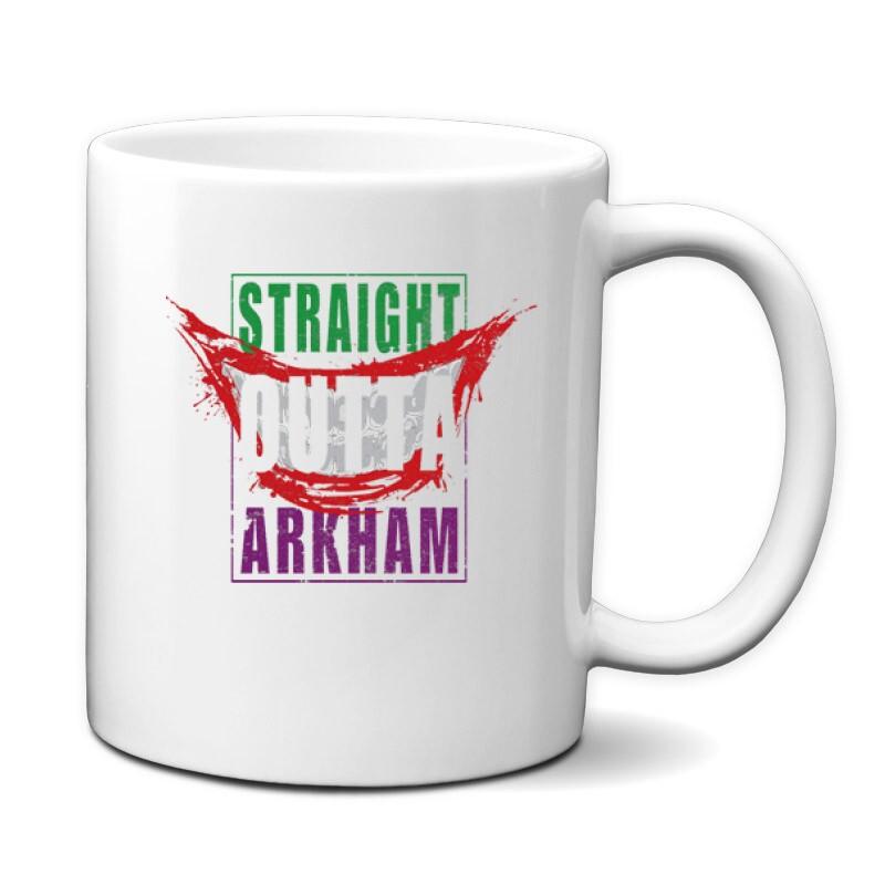 Straight Outta Arkham Bögre