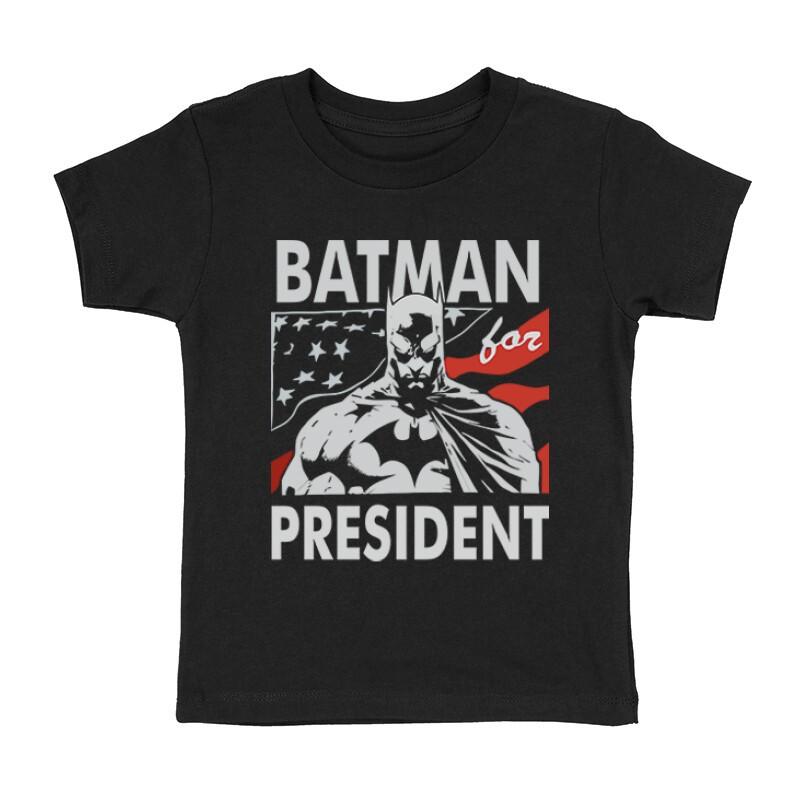 Batman For President Gyermek póló