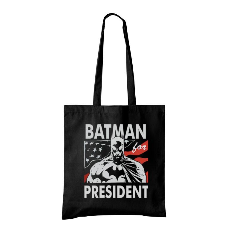 Batman For President Bevásárló táska
