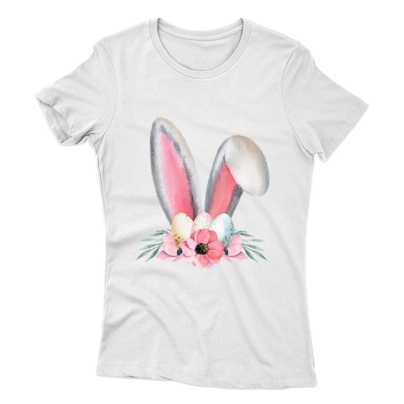 Nyuszifül Női póló