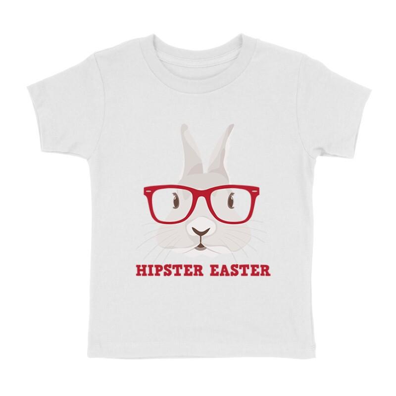 Hipster Easter Gyermek póló