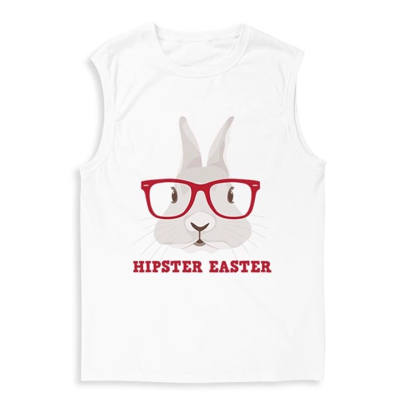 Hipster Easter Férfi Trikó