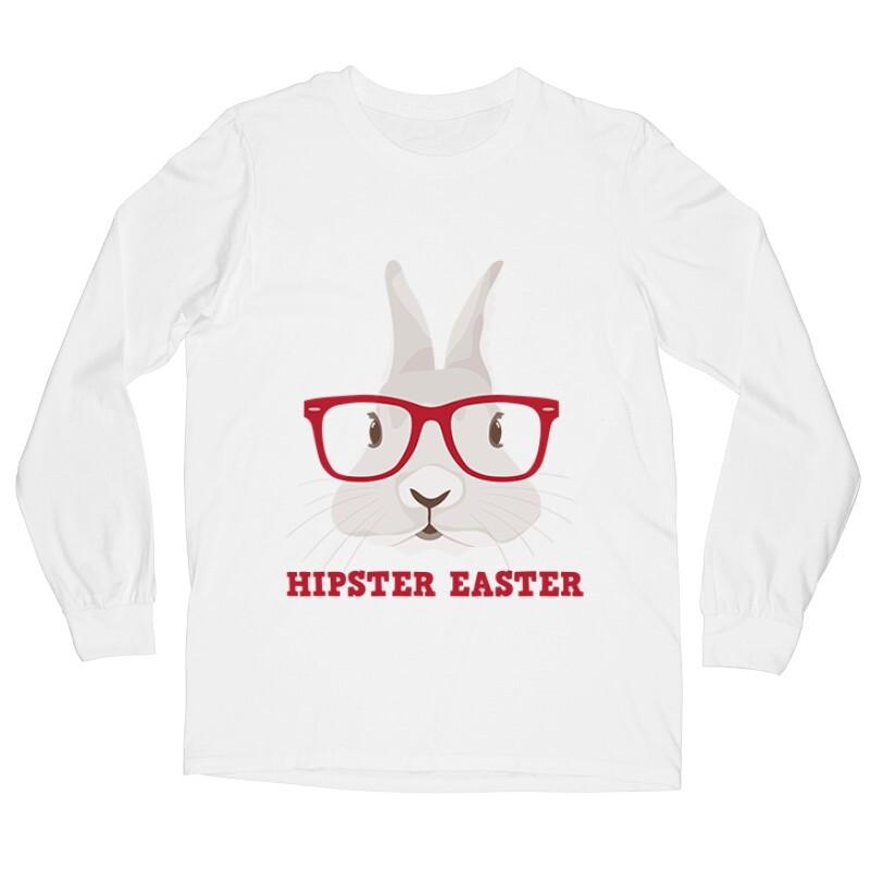 Hipster Easter Hosszú ujjú póló
