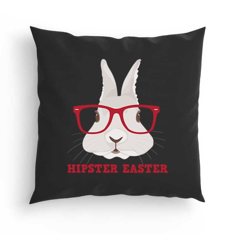 Hipster Easter Párna