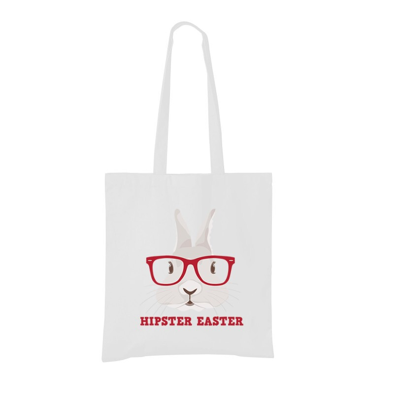 Hipster Easter Bevásárló táska