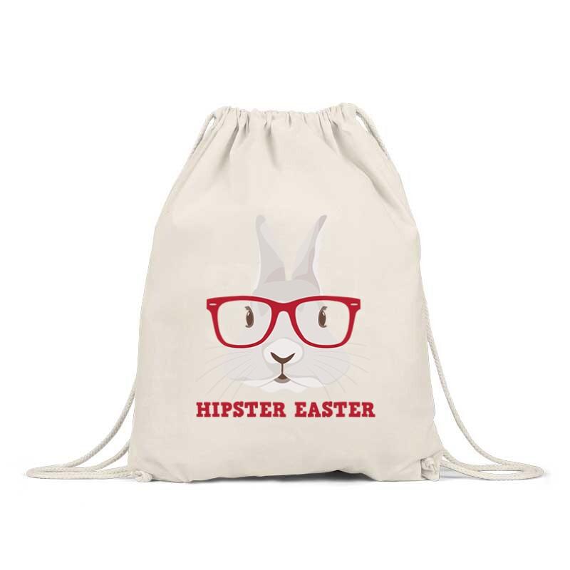 Hipster Easter Tornazsák