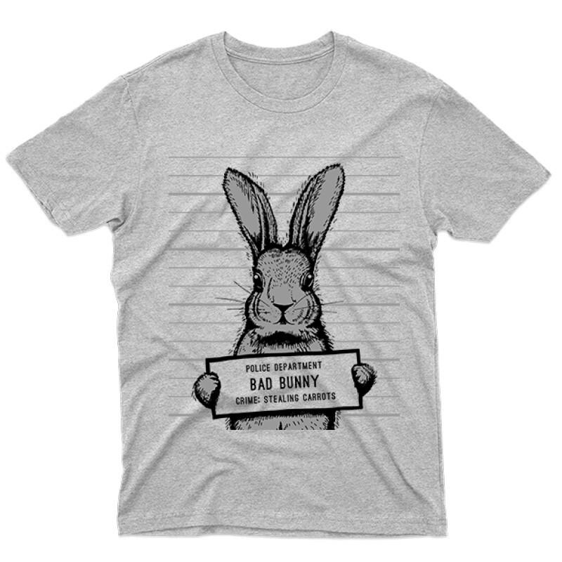 Bad Bunny Férfi póló