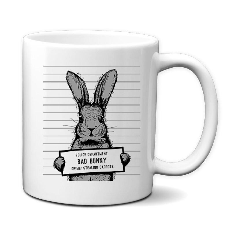 Bad Bunny Bögre