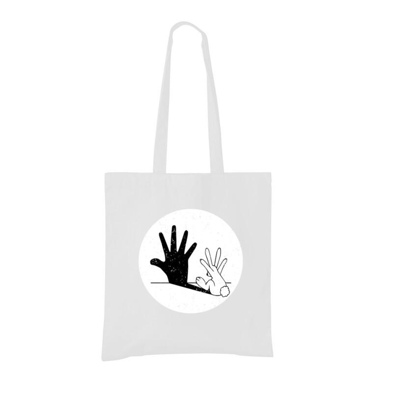 Nyuszi Árnyék Bevásárló táska