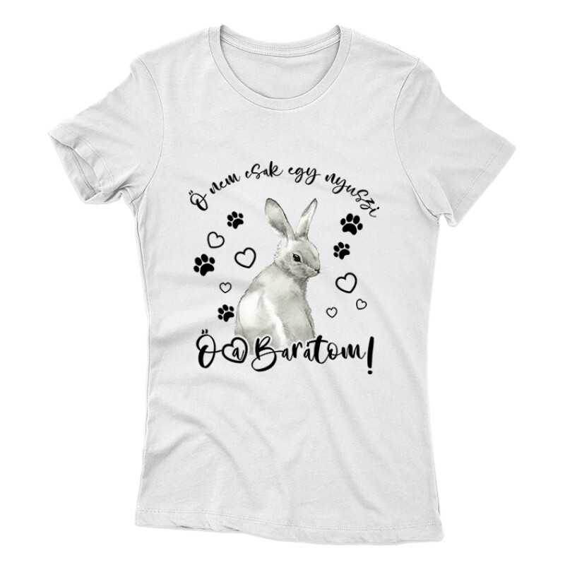 Nem csak egy nyuszi Női póló