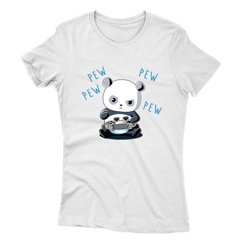 Panda Addiction Női póló