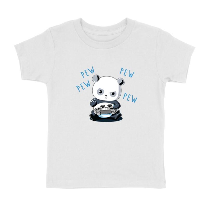 Panda Addiction Gyermek póló