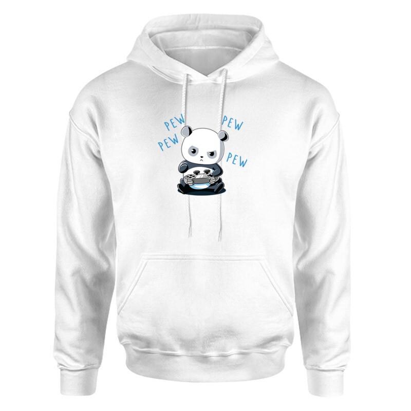 Panda Addiction Unisex pulóver