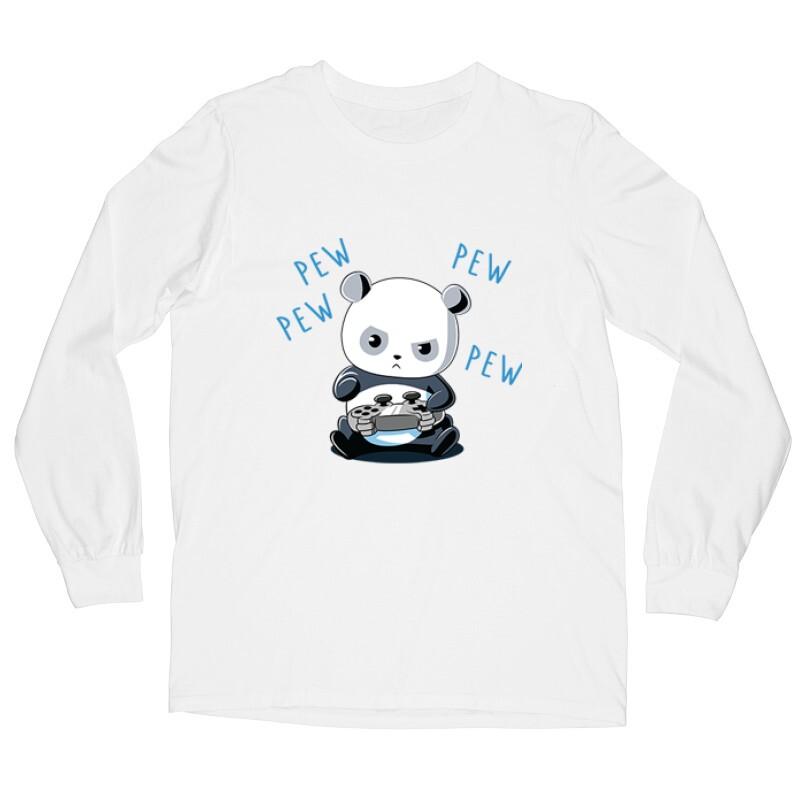 Panda Addiction Hosszú ujjú póló