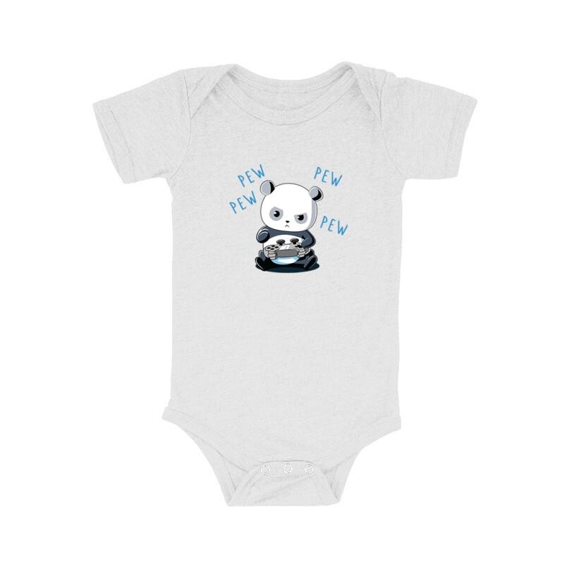 Panda Addiction Bébi body