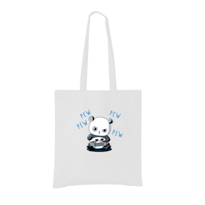 Panda Addiction Bevásárló táska