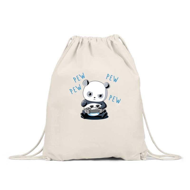Panda Addiction Tornazsák