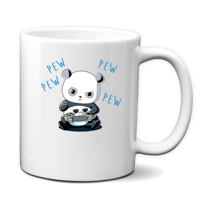 Panda Addiction Bögre