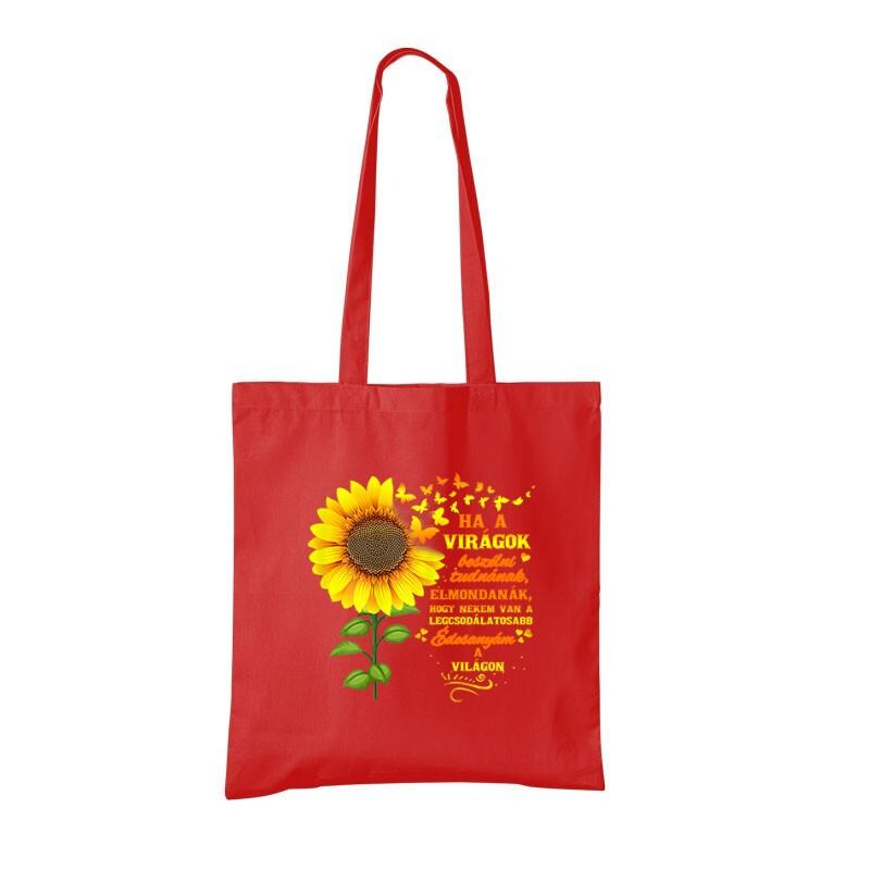 Legcsodálatosabb Anya Bevásárló táska