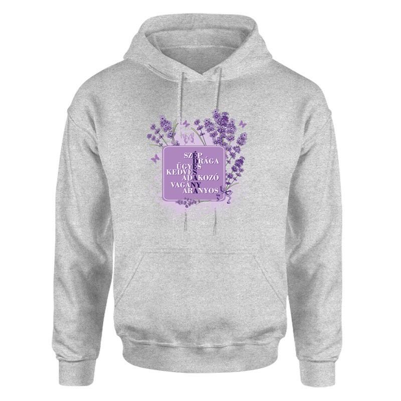 Édesanya (Levendula) Unisex pulóver