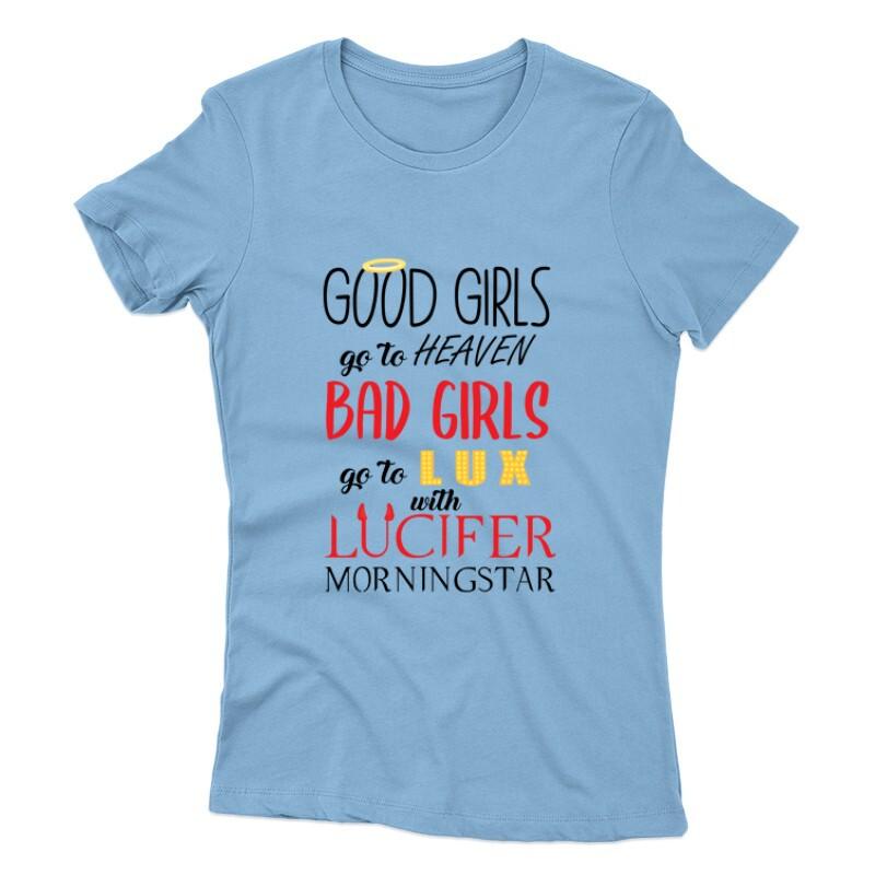 Go to Heaven Női póló