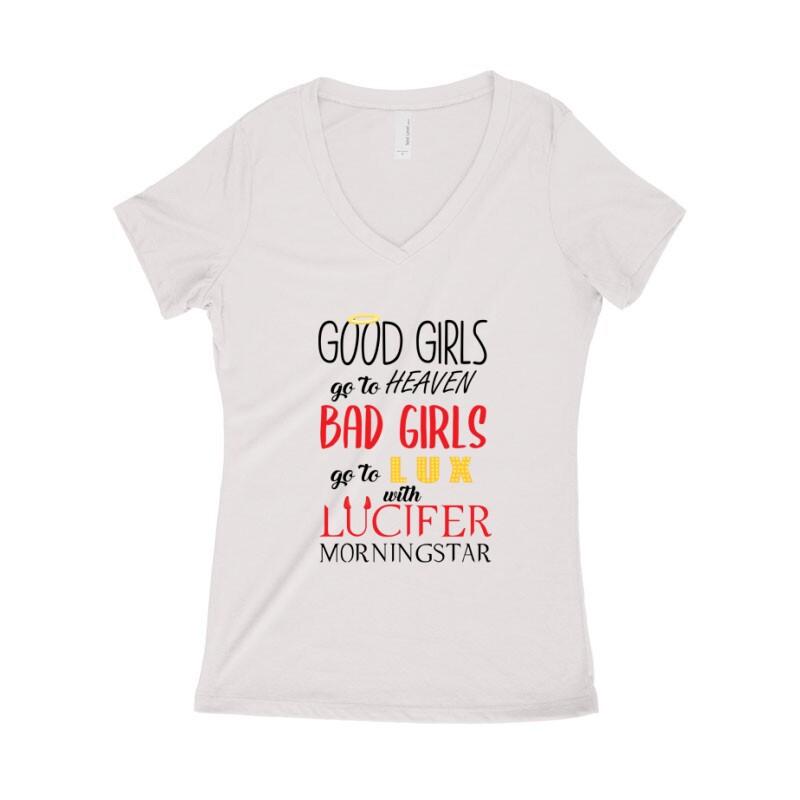 Go to Heaven Női póló V kivágott