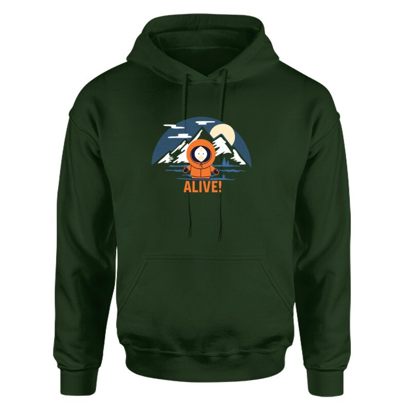 Alive Unisex pulóver