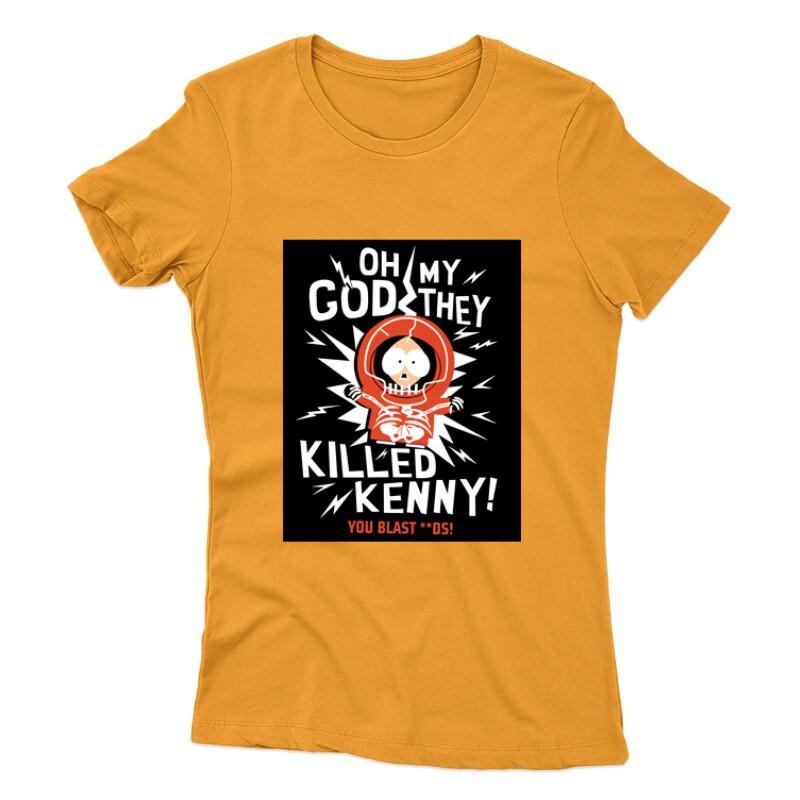 Killed Kenny Női póló