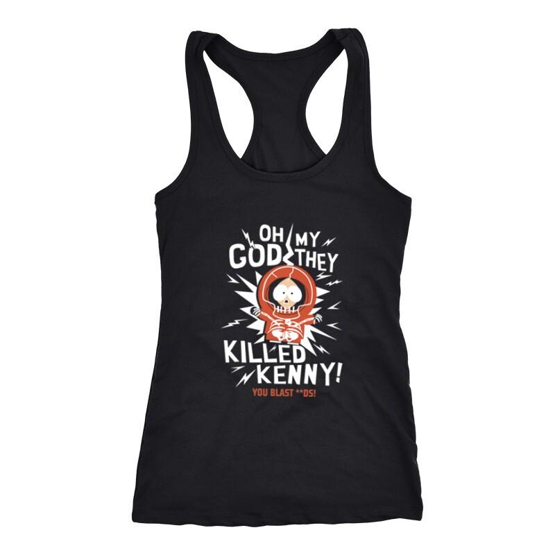 Killed Kenny Női Trikó