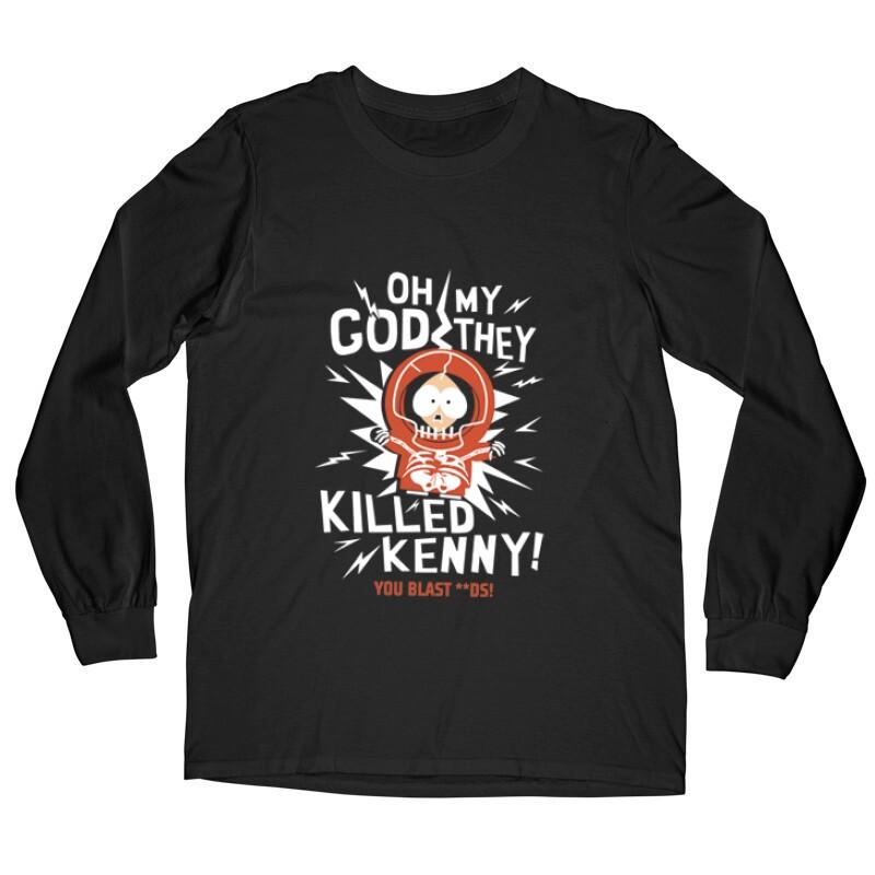 Killed Kenny Hosszú ujjú póló