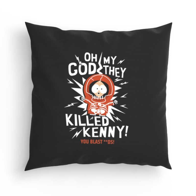 Killed Kenny Párna