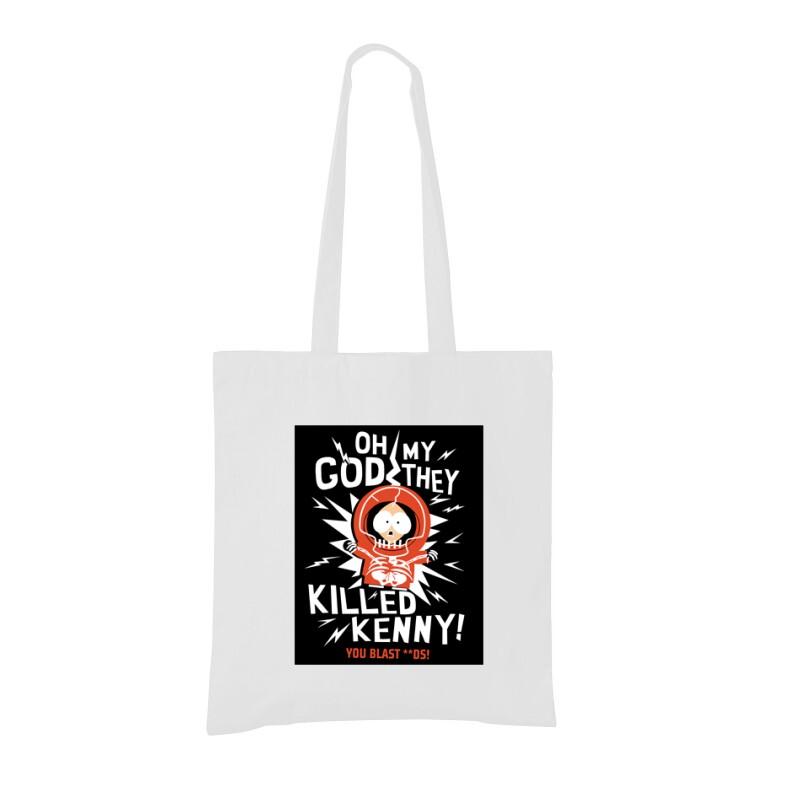 Killed Kenny Bevásárló táska