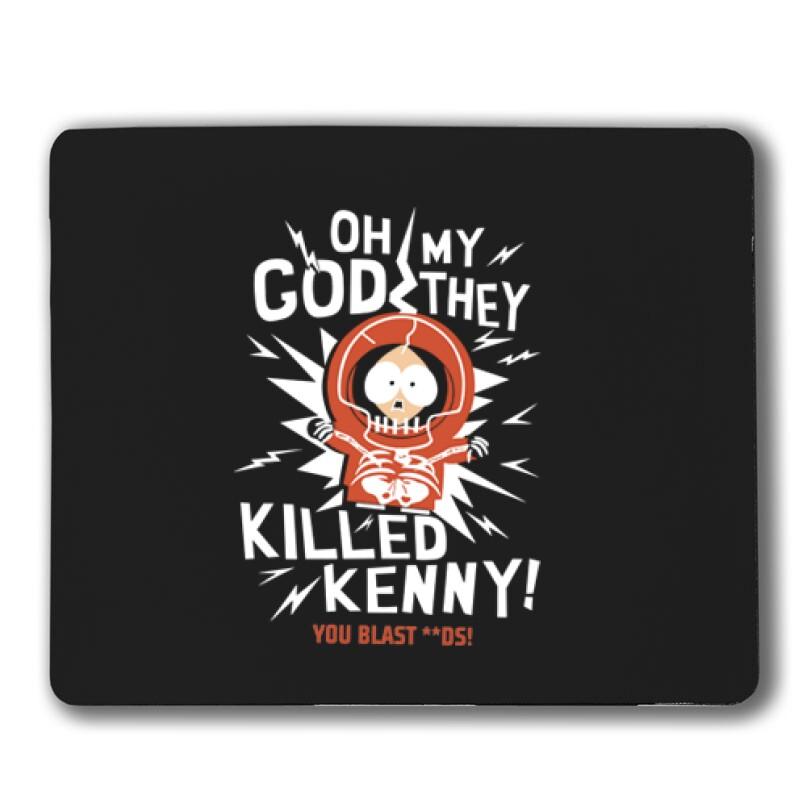 Killed Kenny Egérpad